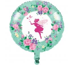 """Fooliumist õhupall """"Lillehaldjas"""" (45 cm)"""