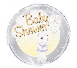 "Fooliumist õhupall  ""Mõmmi .Baby Shower"" (45 cm)"