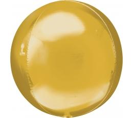 Fooliumist õhupall  -orbz, kuldne (38 cm)