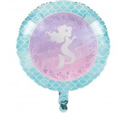 """Fooliumist õhupall  """"Sädelev merineitsi"""""""