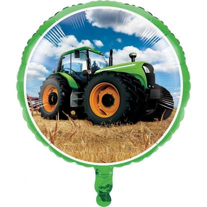 """Fooliumist õhupall """"Traktorid"""" (43 cm)"""