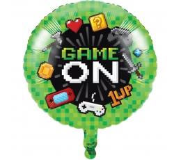 """Fooliumist õhupall """"Arvutimängud"""" (45,7 cm)"""