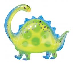"""Fooliumist õhupall """"Brontosaurus"""" (81x68 cm)"""
