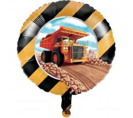 """Fooliumist õhupall """"Ehitus"""" (45 cm)"""