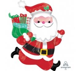 """Fooliumist õhupall """"Jõuluvana"""" (68 cm. X 76 cm.)"""