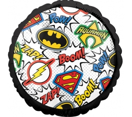 "Fooliumist õhupall ""Justice League. Superkangelased"" (43 cm)"