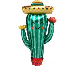 """Fooliumist õhupall """"Kaktus"""" (60 X 96 cm"""
