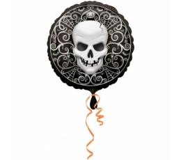 """Fooliumist õhupall """"Kolju"""" (45 cm)"""