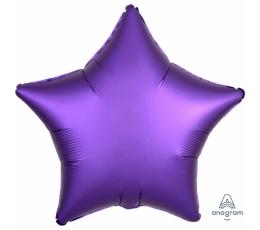 """Fooliumist õhupall """"Lilla täht"""" (43 cm)"""