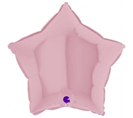 """Fooliumist õhupall  """"Lillakas täheke"""", matt (46 cm)"""