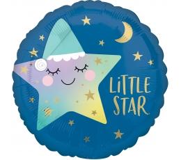 """Fooliumist õhupall """"Little star"""" (43 cm)"""