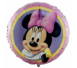 """Fooliumist õhupall """"Õnnelik Minni Hiir"""" (43 cm)"""