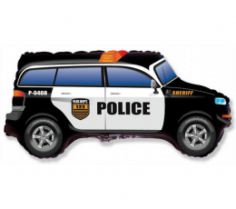 """Fooliumist õhupall """"Politseiauto"""" (60 cm)"""