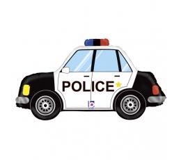 """Fooliumist õhupall """"Politseiauto"""" (86 cm)"""