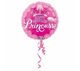 """Fooliumist õhupall """"""""Printsessi kroon"""" (43 cm)"""