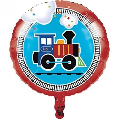 "Fooliumist õhupall ""Rong"" (43 cm)"