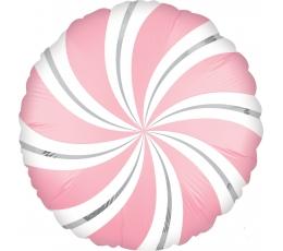 """Fooliumist õhupall """"Roosa pulgakomm"""" (45 cm)"""