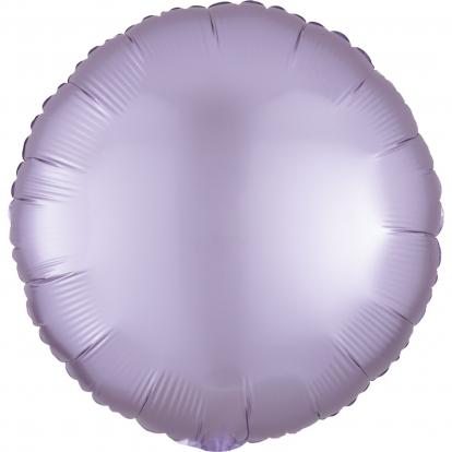"""Fooliumist õhupall """"Sirelililla"""", matt (43 cm)"""