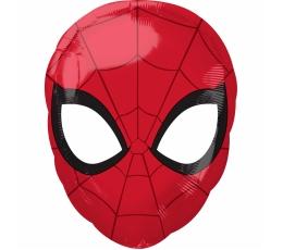 """Fooliumistõhupall """"Spidermani mask"""" (30x43 cm)"""