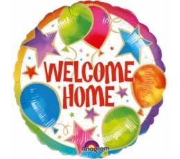 """Fooliumist õhupall """"Welcome home"""" (43 cm)"""
