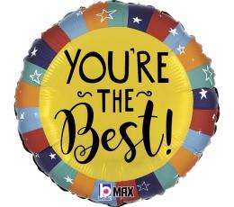 "Fooliumist õhupall ""You're best"" (46 cm)"