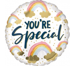 "Fooliumist õhupall ""You're special"" (43 cm)"