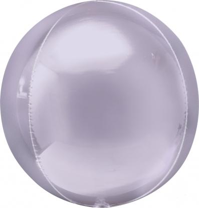 Fooliumõhupall-orbz, lilla (38 cm)