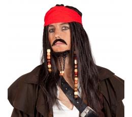 Habe ja peapaelaga piraatparukas