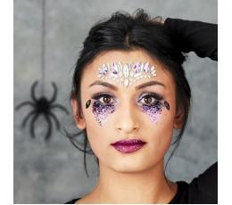 Halloweeni kleepuva näokaunistamise komplekt