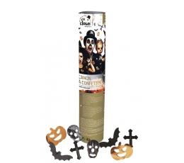 Halloweeni konfetikahur (20 cm)