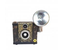 """Interaktiivne kaunistus """"Antiikne kaamera"""" (24 cm)"""