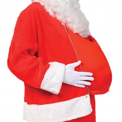 Jõuluvana kõht