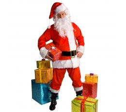 Jõuluvana kostüüm, uhke
