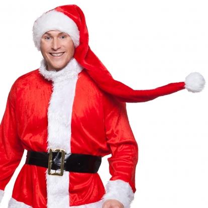 Jõuluvana müts, pikk