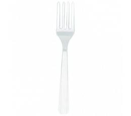 Kahvlid, valged (20 tk)