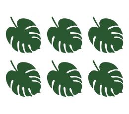 "Kandikud ""Palmilehed"" (6 tk.)"