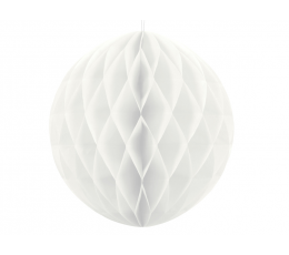 Kärgpall, valge (20 cm)