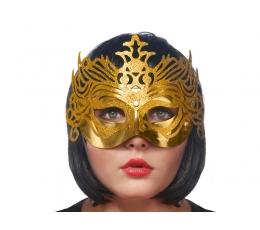 Karnevalimask, kuldne