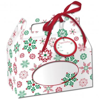 "Karp kommidele ""Jõulu lumehelbed"" (4 tk.)"