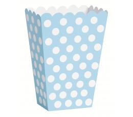 Karp snäkkidele, helesinine täppidega (8 tk.)