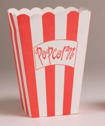 """Karp snäkkidele """"Pop-corn"""" (8 tk.), suur"""