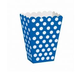 Karp snäkkidele, sinine- täppidega (8 tk.)(8 vnt.)
