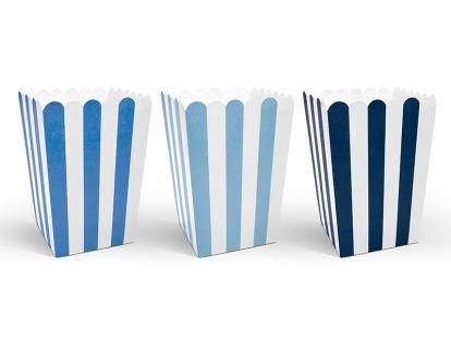 Karp snäkkidele, siniste triipudega (6 tk.)