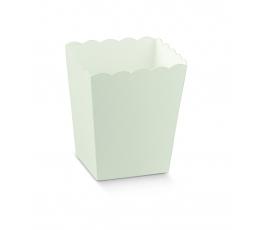 Karp snäkkidele, valge (7x7x11 cm)