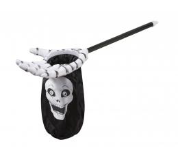 """Käsi/korv pulgaga """"Skelett"""" (57 cm)"""