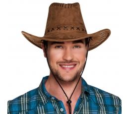 Kauboi müts, pruun