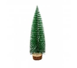 """Kaunistus """"Lumine jõulupuu"""" (8x8x27 cm)"""