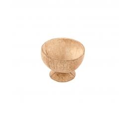 Kauss suupisteks, kookospähkel (11x10 cm)