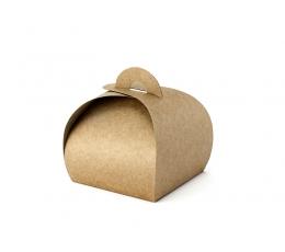 Kinkekarp, kraft (10 tk.)