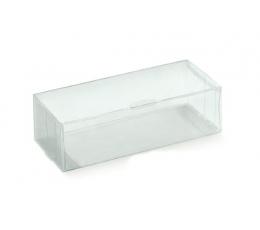 Kinkekarp läbipaistev (1 tk / 90x60x40 mm)